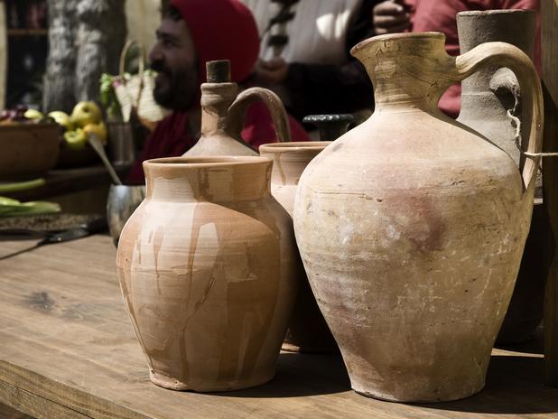 Pottery-shutterstock_53408446